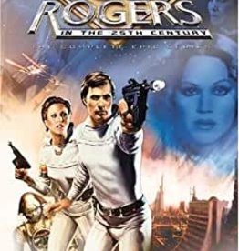 Used DVD Buck Rogers In The 25th Century: Complete Epic Series