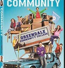 Used DVD Community: Season 6