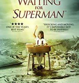 Used DVD Waiting for 'Superman'
