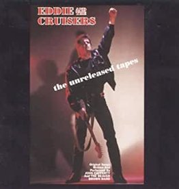 Used CD Eddie And The Cruisers- The Unreleased Tapes