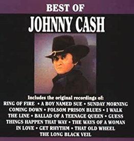 Used CD Johnny Cash- Best of Johnny Cash