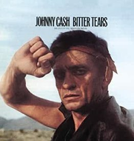 Used CD Johnny Cash- Bitter Tears: Ballads Of The American Indian