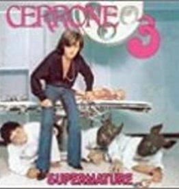 Used CD Cerrone- Supernature