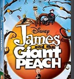 Used DVD James and the Giant Peach