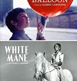 Used DVD Red Balloon / White Mane