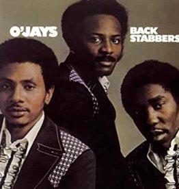 Used CD The O'Jays- Backstabbers