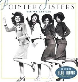 Used CD The Pointer Sisters- Yes We Can Can