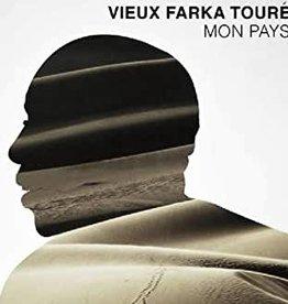 Used CD Vieux Farka Toure- Mon Pays