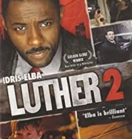 Used DVD Luther: Season 2