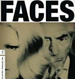 Used DVD Faces (Criterion)