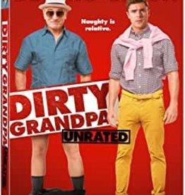 Used DVD Dirty Grandpa