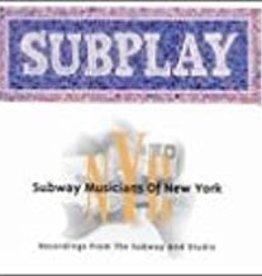 Used CD Various Artists- SubPlay:NYC - Subway Musicians