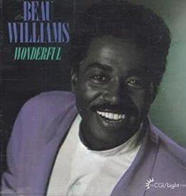 Used CD Beau Williams- Wonderful