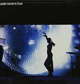 Used CD Sade- Lovers Live