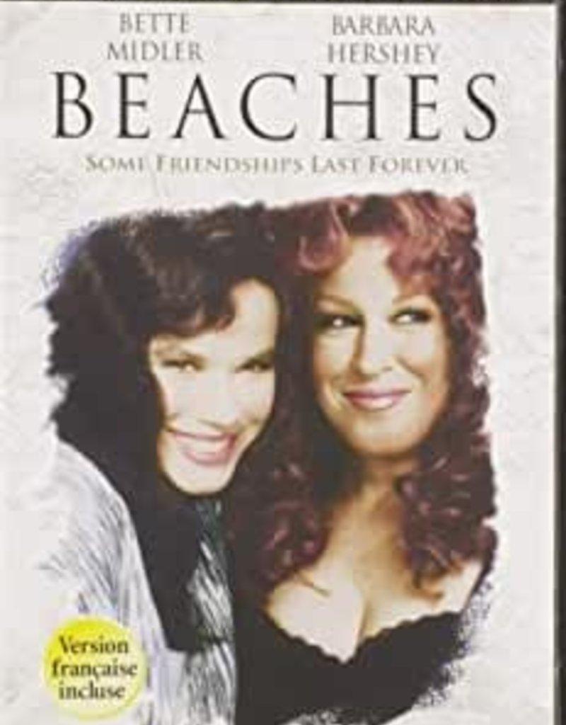 Used DVD Beaches