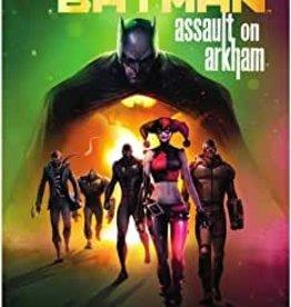 Used DVD Batman: Assault on Arkham