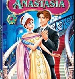 Used DVD Anastasia