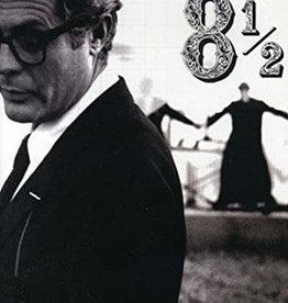 Used DVD 8 ½ (Criterion)