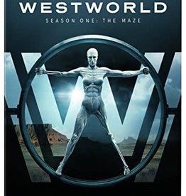 Used DVD Westworld Season One