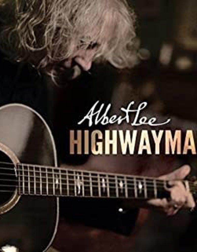 Used CD Albert Lee- Highwayman