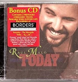Used CD Raul Malo- Today