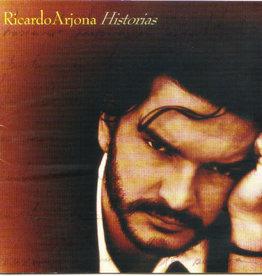 Used CD Ricardo Arjona- Historias