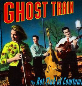 Used CD The Hot Club Of Cowtown- Ghost Train
