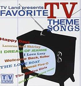 Used CD TV Land Favorite TV Songs