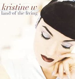 Used CD Kristine W- Land Of The Living