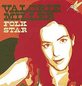 Used CD Valorie Miller- Folk Star