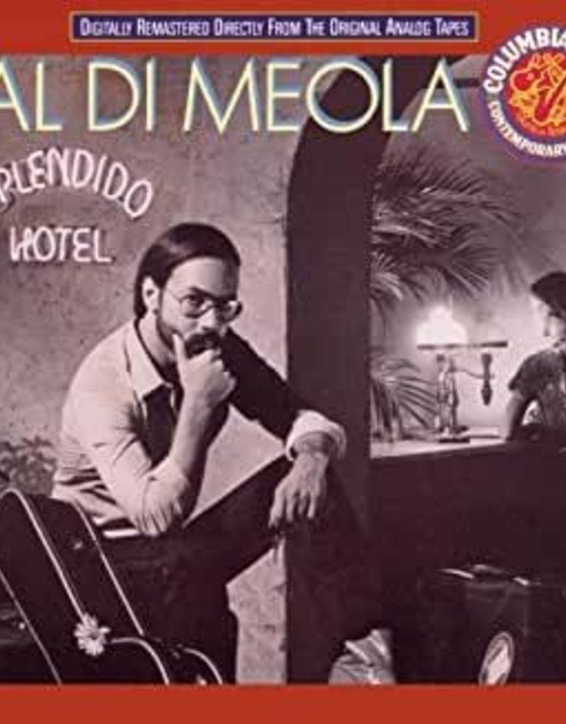 Used CD Al Di Meola- Splendido Hotel