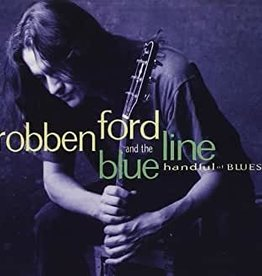 Used CD Robben Ford And The Blue Line- Handful Of Blues
