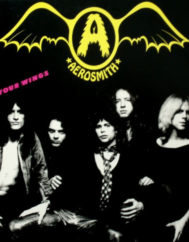 Used CD Aerosmith- Get Your Wings