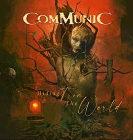 Used CD Communic- Hiding From The World