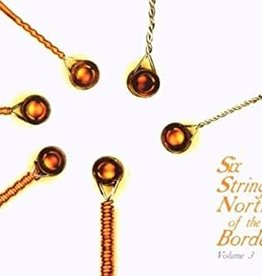 Used CD Various- Six Strings North Of The Border Volume 3