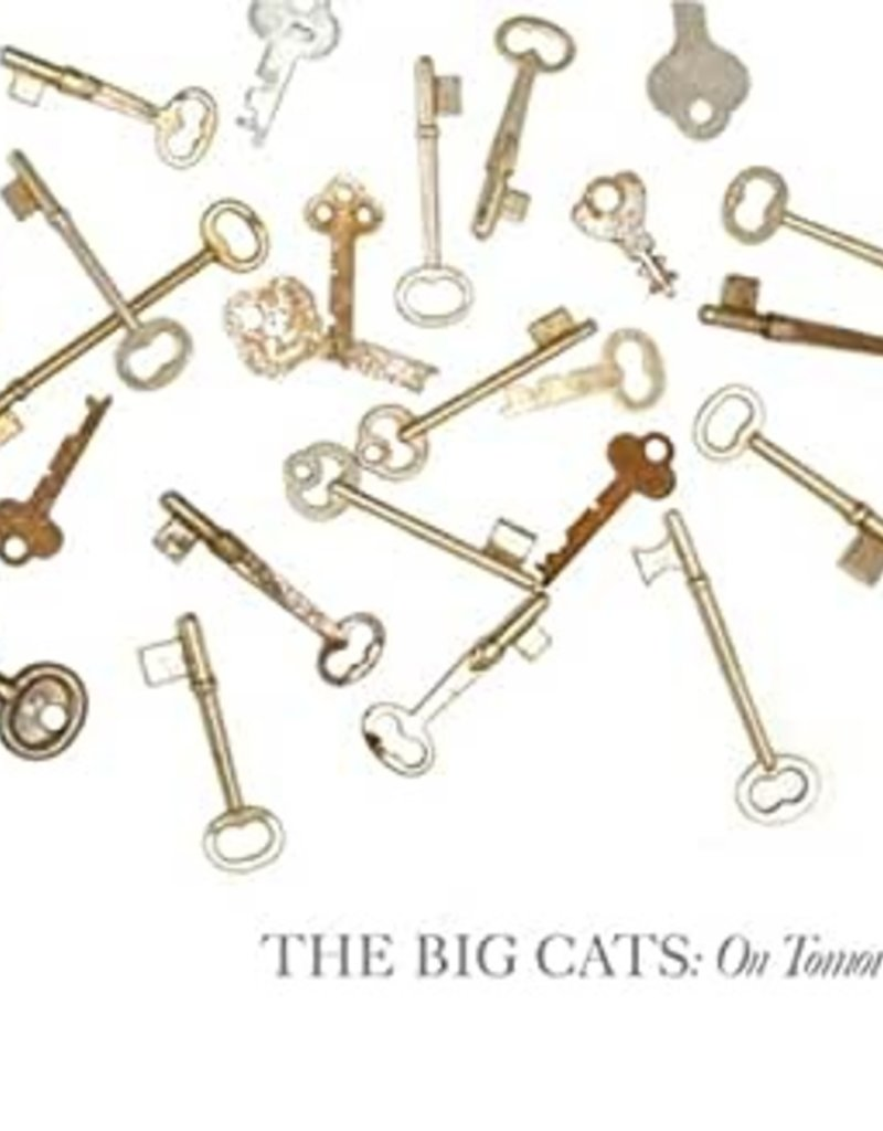 Used CD Big Cats- On Tomorrow
