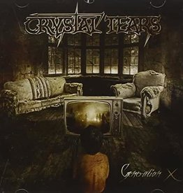 Used CD Crystal Tears- Generation X