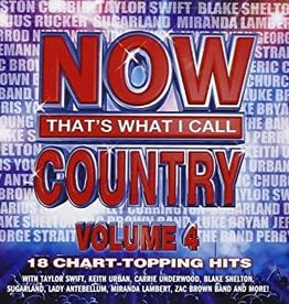 Used CD Various- Now That's What I Call Country 4