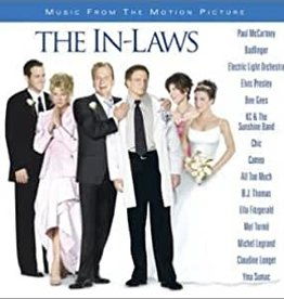 Used CD The In-Laws Soundtrack