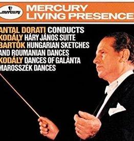 Used CD Kodaly/ Bartok-Antal Dorati Conducts Kodaly and Bartok