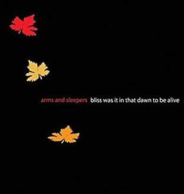 Used CD Arms And Sleepers- Bliss Was It In That Dawn To Be Alive
