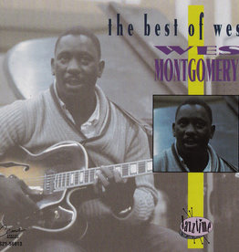 Used CD Wes Montgomery- The Best Of Wes
