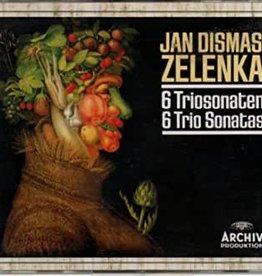Used CD Zelenka- 6 Triosonaten (Heinz Hollenger, Conductor)