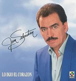 Used CD Joan Sebastian- Ll Dijo El Corazon