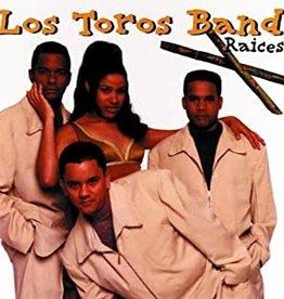 Used CD Los Toros Band- Raices