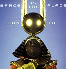 Used CD Sun Ra- Space Is The Place
