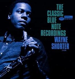 Used CD Wayne Shorter- The Classic Blue Note Recording