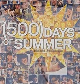 Used CD (500) Days Of Summer Soundtrack
