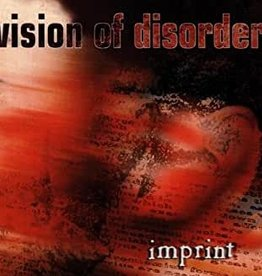 Used CD Vision Of Disorder- Imprint
