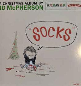 Used Vinyl JD McPherson- Socks (Green Vinyl)